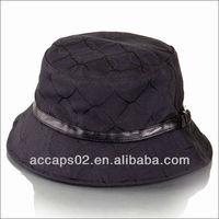 jersey cotton twill bucket hat