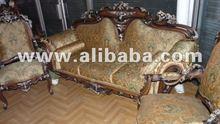 italian antique sofa lounge suite