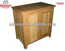 312 Range Solid Oak 2 Door Computer Cabinets/Wooden Cabinets