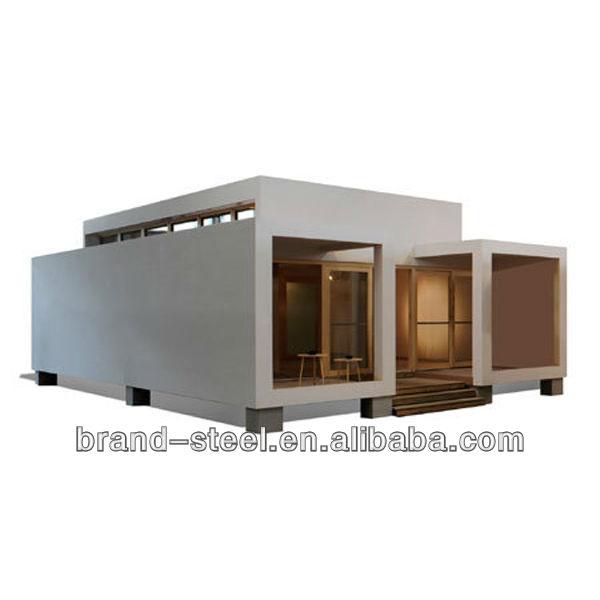 china economic modern prefabricated coffee house prefab