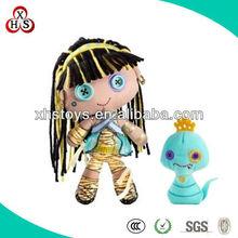 Gros doux en peluche de haute monstre poupées pour enfants