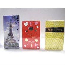 Women Perfume in beautiful French bottle