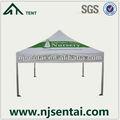Impermeável de alta qualidade profissional de impressão dye sublimation/barato barraca de dobramento barraca de camping/hexagonal tecido fabricante