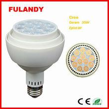 high luminance dimmable led spotlight,led dimmable par30