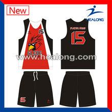 2013 Cheap Custom Team Wear Basketball Jersey Uniform Design