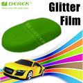 Derek diamante de manzana verde modelo pegatinasdecoches para envolver con el aire libre bubbles1.52*30m-- fábrica directamente