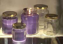 Hunnyb Soy Candles