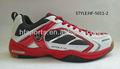 nuevo 2013 bádminton zapatos zapatos de tenis
