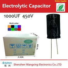 EPCOS Aluminum Electrolytic capacitors 1000uf 450v electrolytic capacitors for sale