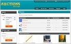 Professional PHP Auction Script Software