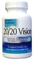 20/20 Vision Formula