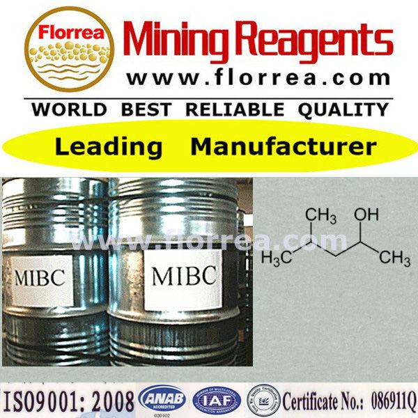 Mining chemicals,Methyl Isobutyl Carbinol(MIBC) ,china