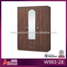 W983-28 unique bedroom furniture wardrobes bangalore