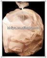 2013 plástico branco saco de lixo descartável