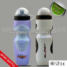 2013 New Plastic Running Water Bottle ,Good Partner