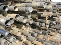 Used Steel Well Pipes