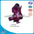 suministro de buena calidad de 6 pulgadas diesel la bomba de agua