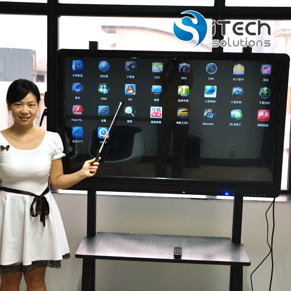 touch screen smart TV,65 multi touch screen tv,65 led 3d smart tv