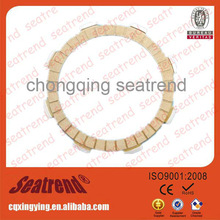 paper base motorcycle clutch friction plate of 125CC, CG125 157FM paper base motorcycle clutch friction plate