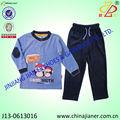 Mais recente projeto atacado crianças roupa dos miúdos roupas de inverno menino conjunto terno