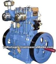 lister type diesel peter engine