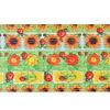 high quality fabric net foam child soft mat