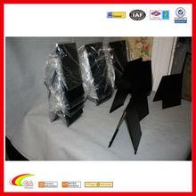 Metal Drink Menu Tents 2 Sizes Table Menu Holders