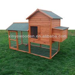 Wooden Chicken Coop LWCC-1101