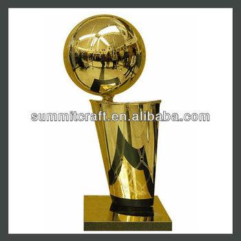 2013 champion league basketball sports trophy