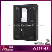 W923-48 bedroom furntiure high quality oak armoire wardrobe