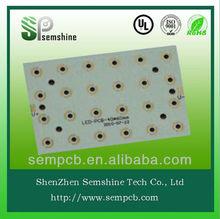 AD copper material led aluminum board