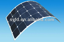 180W High Efficiency Bendable Solar Panel,Made in China