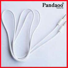 3.5mm male to male audio link cable for iphone