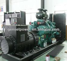 Top Quality 40kw to 2000kw Mining Engineering Big Power Diesel Generator Set