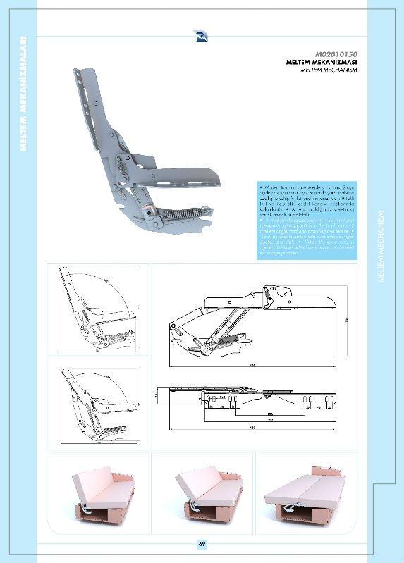 Click Clack Mechanism - Buy Sofa Bed Mechanism Product on Alibaba.com