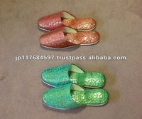 indoor slipper japanese slippers textile slipper