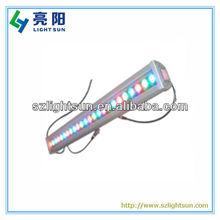 IP65 24W~144W High Power RGB round led wall washer