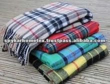 New Pure Wool Blanket Exporter