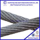 asphalt color coating wire rope 18x7-16.00mm