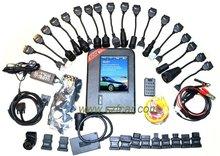 Fcar Super qualité IVECO heavy duty truck diagnostic scanner 12 V + 24 V véhicules et camions