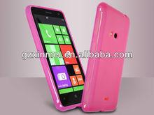 hot product non-slip TPU cellular phone accessories for nokia lumia 625