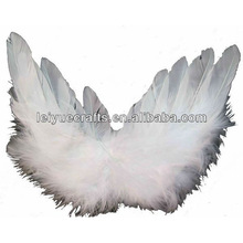 Fairy Archangel Cosplay White Costume Feather Wings