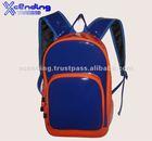 Cheap Plain school bag durable PVC bag