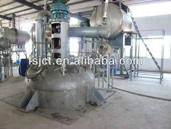 Supply epoxy resin reactor