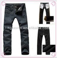 oem custom brand and logo 2013 winter ready made jeans