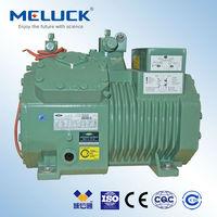 Meluck bitzer compressor for refrigeration system