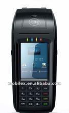 Handheld EFT POS terminal,Electronic data capture,Credit card machine multi-function customized (MXVPOS)