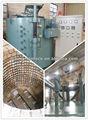 Horno nitruración plasma gas acero