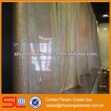 Aluminum Metal fabric cloth ,Clothing accessories net,cloth decoration mesh