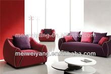 2013 top grade popular sofa high quality fabric furniture designs,purple sofas for sale nicoletti sofa WQ8983